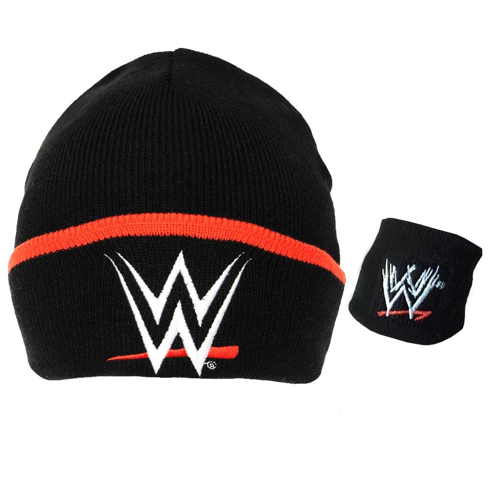 classic fit 904b9 086b1 greece aj styles knit beanie hat e2274 8feaa  sale wwe logo beanie fe565  52c0f