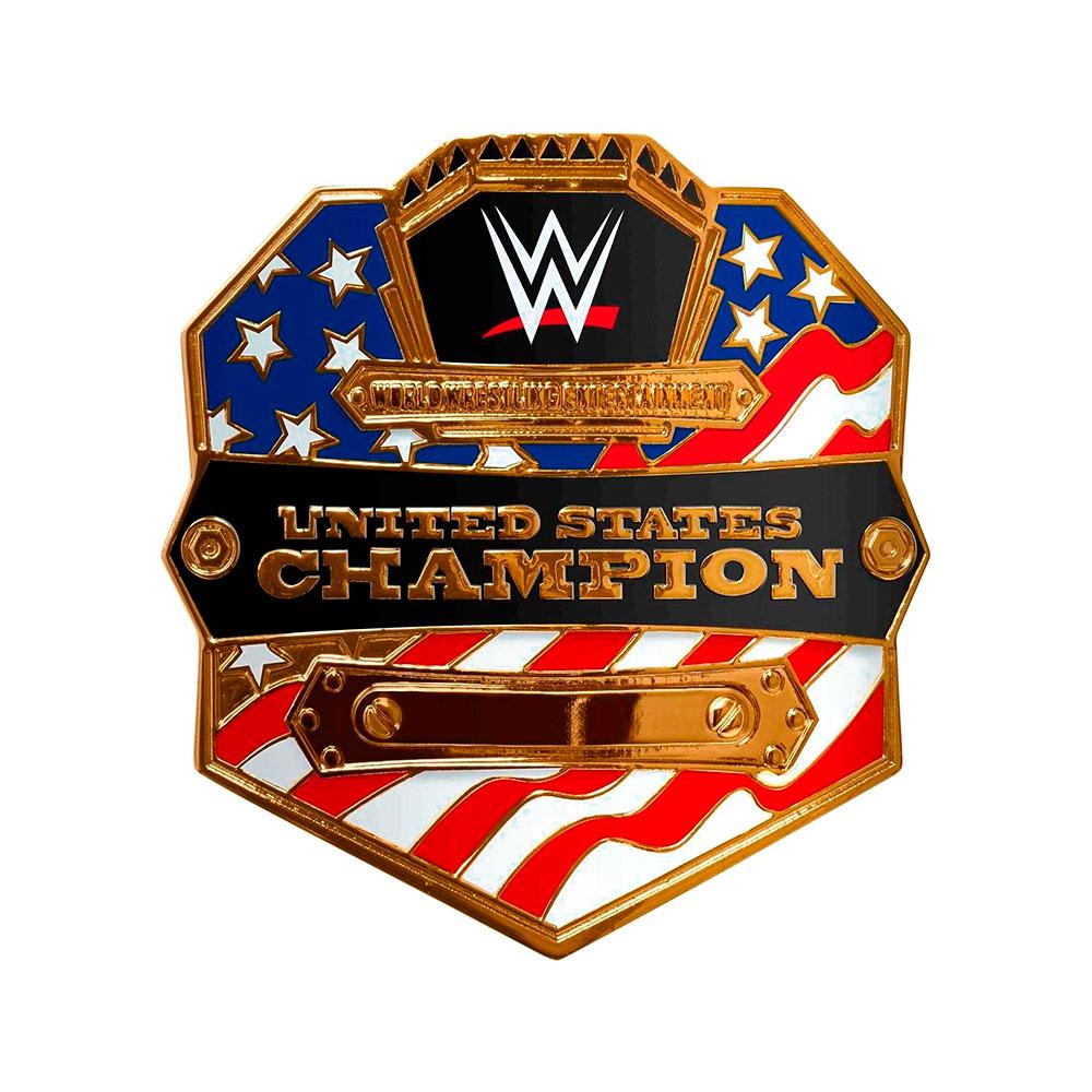 Belt Buckle - United States Championship Title