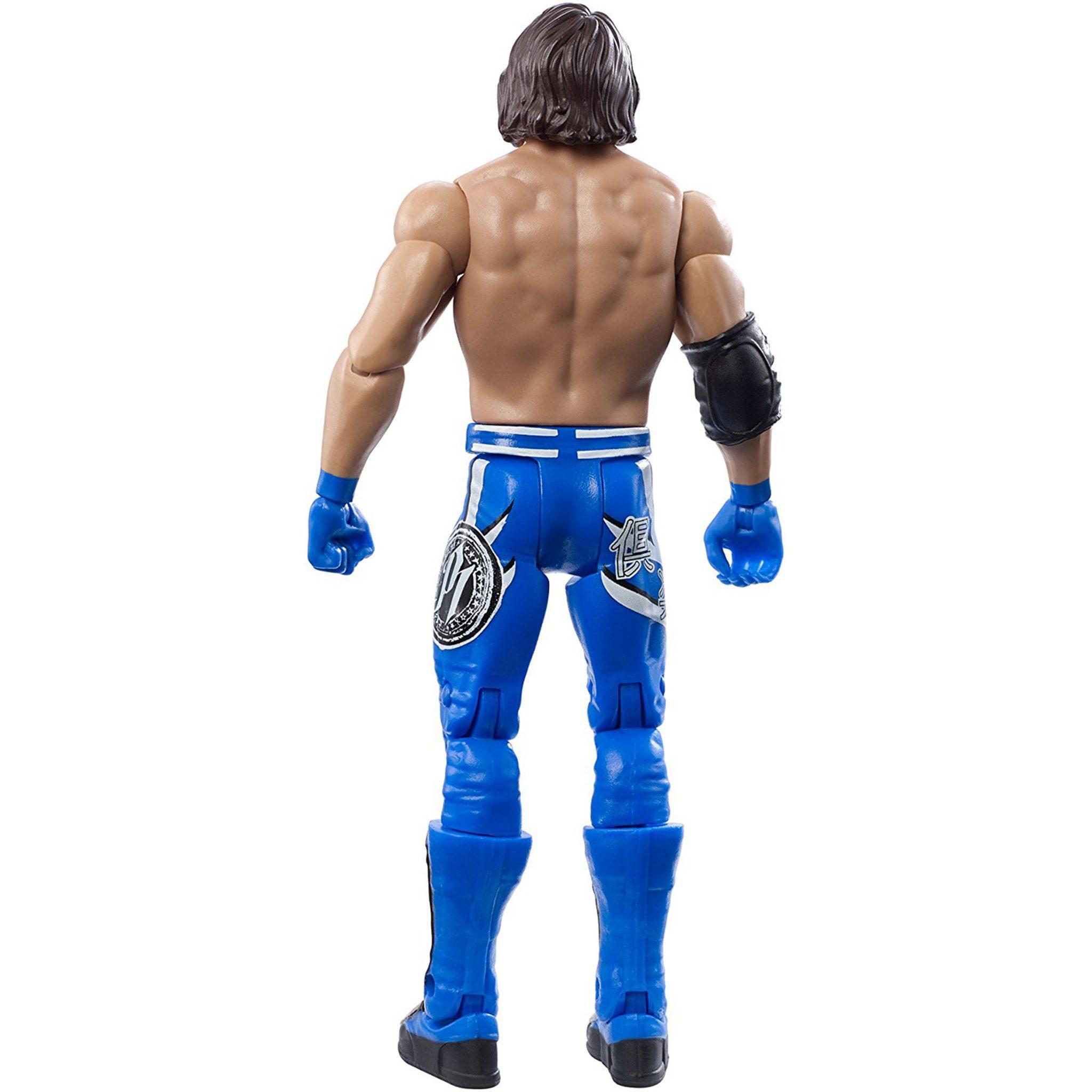 WWE ACTION FIGURE SERIES 76 AJ STYLES