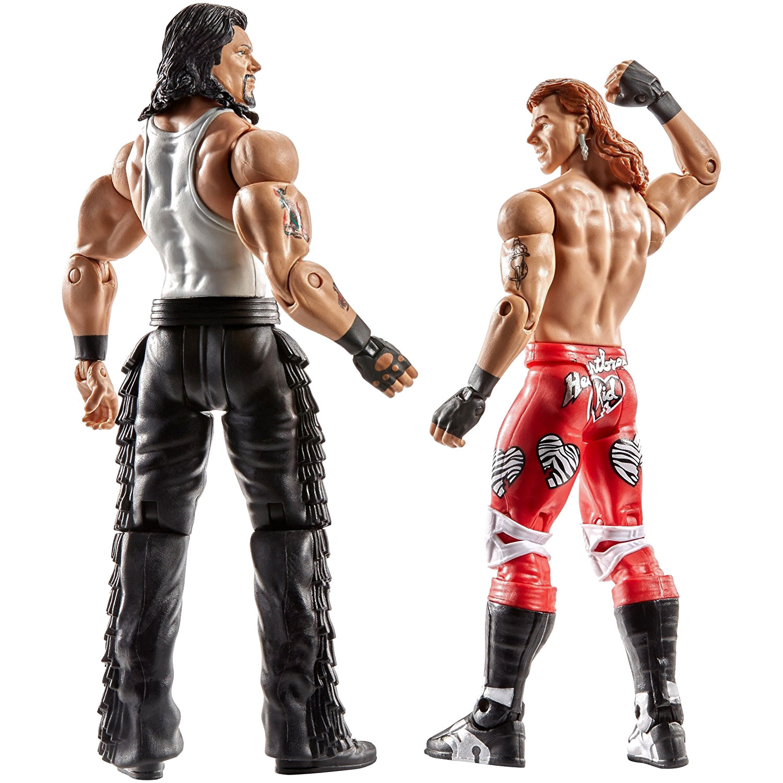 940c2230109c8 Battle Pack Series  48 - Shawn Michaels   Diesel Action Figures