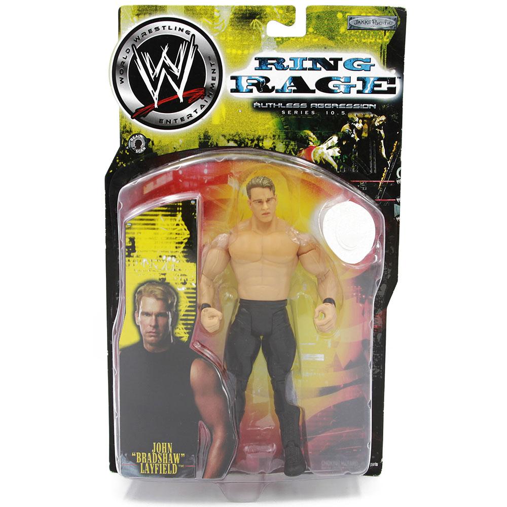 JBL John Bradshaw Layfield WWE Jakks Pacific 2001 Action
