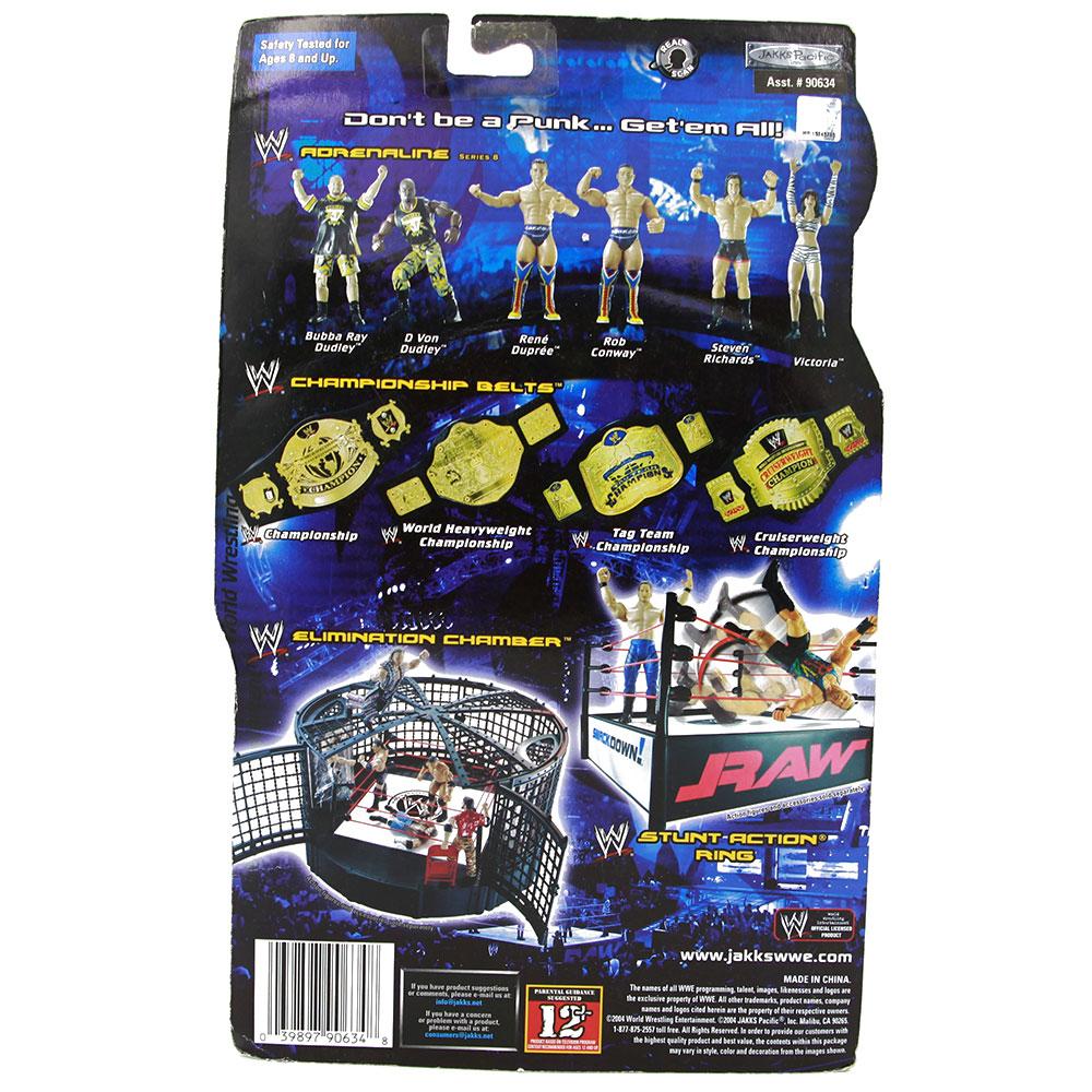 JAKKS WWE WWF JBL John Bradshaw Layfield 7 Wrestling